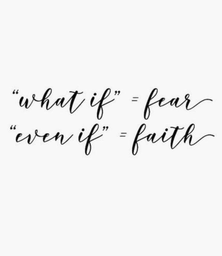 what if = fear | even if = faith | best female entrepreneur ...