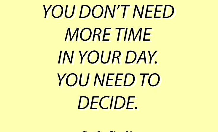 productivity time management inspirational motivational quotes