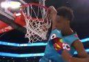 VIDEO: Hamidou Diallo dunks over Shaq, wins NBA Slam Dunk Contest