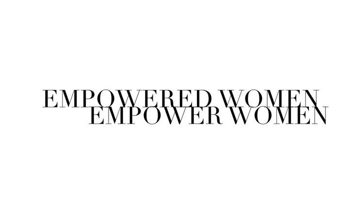 empowered women empower women. For more inspiration, quotes ...