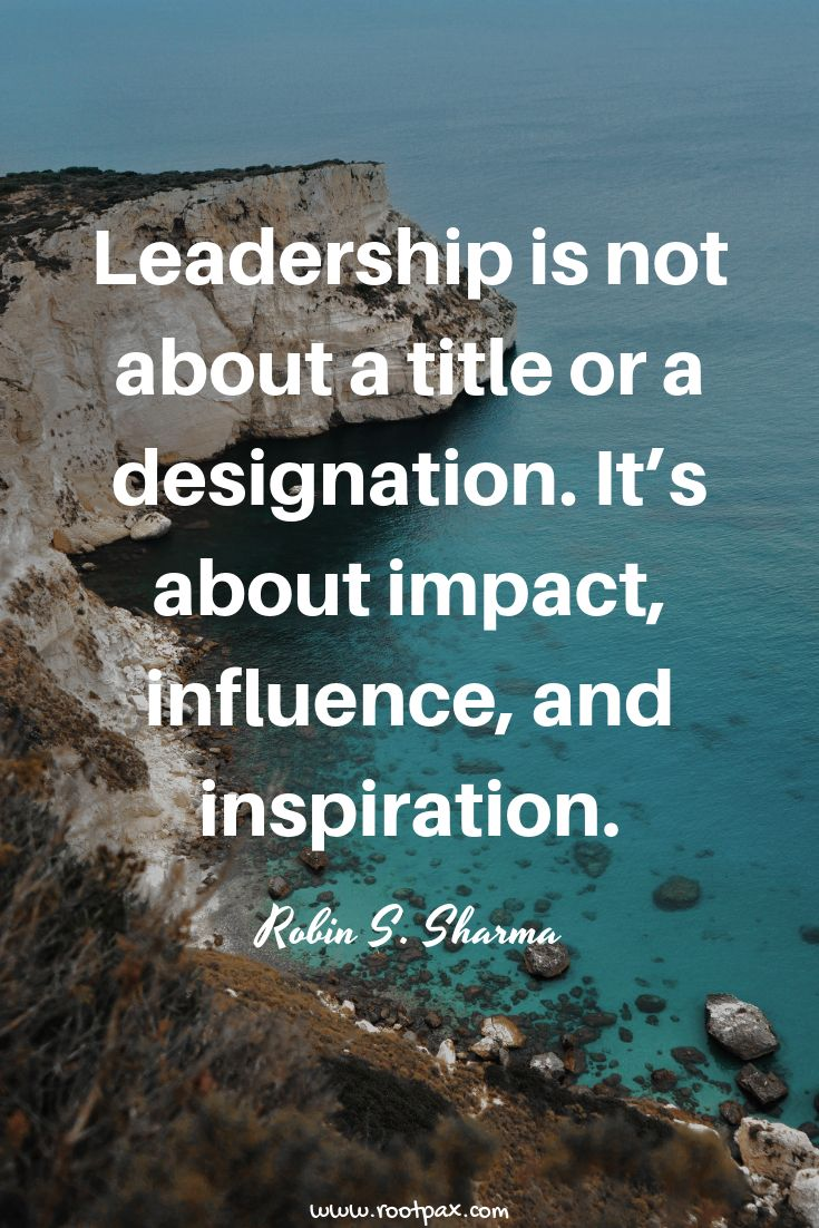 Leadership quotes, confidence, motivational quotes, inspirational